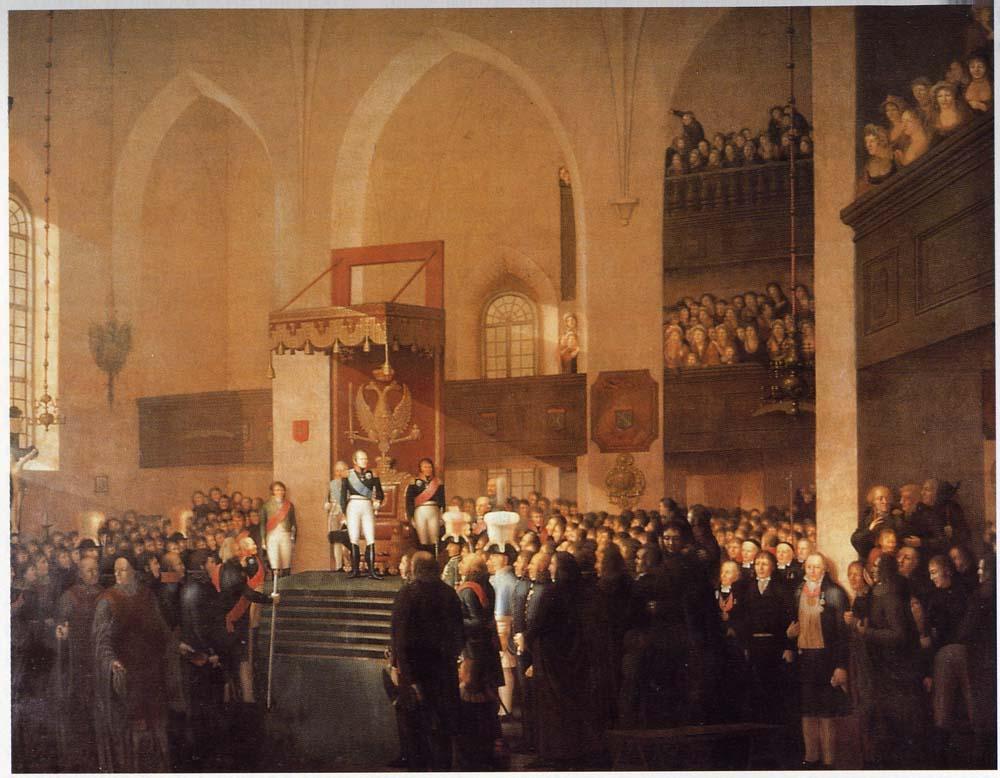 Millaista oli elämä autonomisessa Suomessa Venäjän keisarikunnassa?